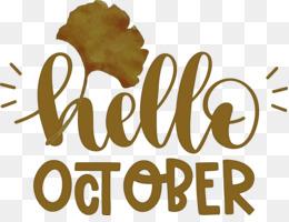 Hello October October